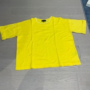 Rag and bone women's short sleeve shirt